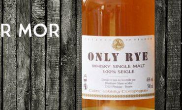 Glann ar Mor - Only Rye - 46% - OB