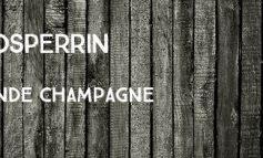 Grosperrin - 1963 - Grande Champagne - 2017