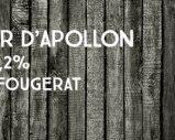 Laurier d'Apollon – XO – 42,2% – Fanny Fougerat – OB