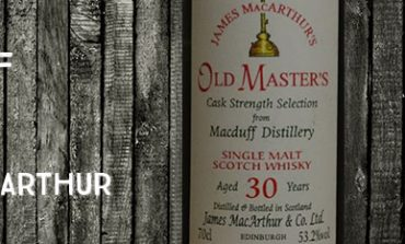Macduff - 30yo - 53,2% - James MacArthur - Old Masters