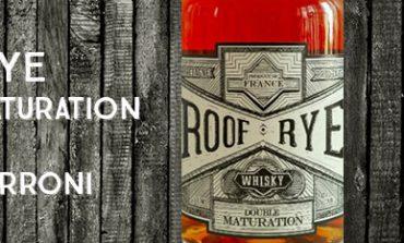 Roof Rye - Double Maturation - 43% - Maison Ferroni
