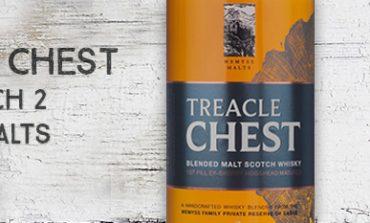 Treacle Chest - 46% - Batch 2 - Wemyss Malts - Wemyss Family Collection - 2017