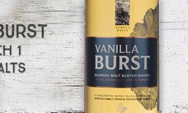 Vanilla Burst - 46% - Batch 1 - Wemyss Malts - Wemyss Family Collection - 2017