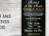 Glenugie - 1981/2005 - 23yo - 61,9% - Cask 5155 - Duncan Taylor - Rarest of the Rare