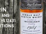 Inchmurrin - 1984/2016 - 31yo - 47,4% - Cask HL12431 - Hunter Laing - The First Editions