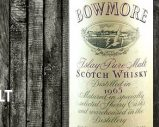 Bowmore – 1965 – 50% – OB – Islay Pure Malt