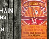Bunnahabhain – 1968/2011 – 43yo – 46,5% – The Whiskyman – Dram Together