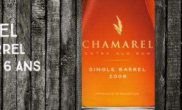 Chamarel - Single Barrel - 2008/2014 - 6yo - 45% - OB - Ile Maurice