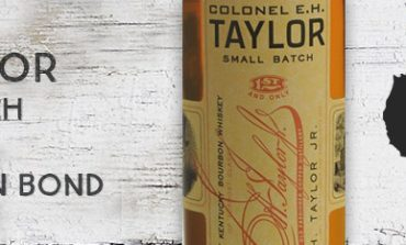 Colonel E.H Taylor - Small Batch - 50% - OB - Bottled in bond