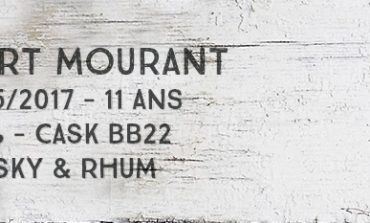 Port Mourant - 2005/2017 - 11yo - 60% - Cask BB22 - Whisky & Rhum - L'esprit - Guyana