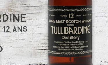 Tullibardine - 1965/1977 - 12yo - 45,7% - Cadenhead - Black Dumpy