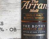 Arran – The Bothy – Quarter Casks – Batch 2 – 55,2% – OB