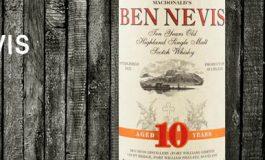 Ben Nevis - 10yo - 46% - OB - 2017