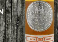 Hazelburn - 10yo - 46% - OB - 2017
