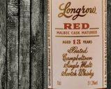 Longrow – Red – Malbec – 13yo – 51,3% – OB