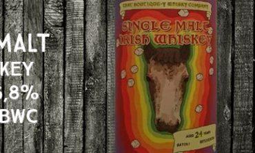 Single Malt - Irish Whiskey - 24yo - 46,8% - Batch 1 - That Boutique-Y Whisky Company - 2017