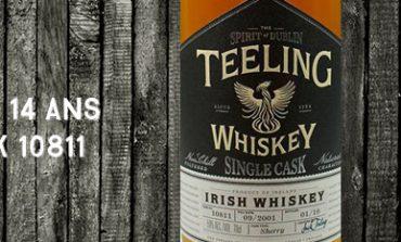 Teeling - 2001/2016 - 14yo - 59% - Cask 10811 - Teeling Whiskey Company