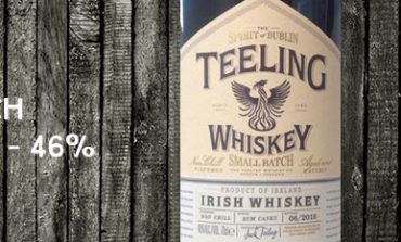Teeling - Small Batch - Rum Casks - 46% - 06/2016