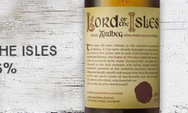 Ardbeg - Lord of the Isles - 25yo - 46% - OB - 2001