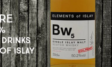 Bowmore - Bw5 - 50,2% - Speciality Drinks - Elements of Islay