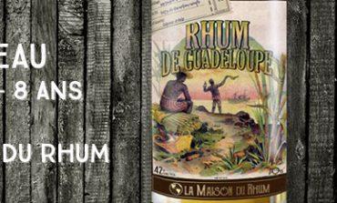Damoiseau - 2009/2017 - 8yo - 42% - La Maison Du Rhum - Guadeloupe