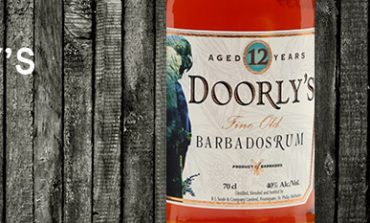 Doorly's - 12yo - 40% - OB - 2017 - Barbade