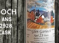 Glen Garioch - 1991/2015 - 23yo - 51,3% - Cask 2928 - The Whisky Cask
