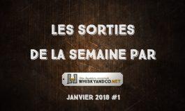 Les sorties de la semaine : janvier 2018 #1