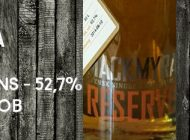 Mackmyra - Reserve - 2010/2014 - 3yo - 52,7% - Cask 31948 - OB