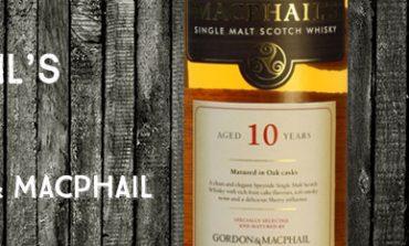 Macphail's - 10yo - 40% - Gordon & MacPhail