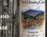 Tomatin – 2007/2017 – 10yo – 64,4% – The Whisky Cask