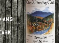 Tomatin - 2007/2017 - 10yo - 64,4% - The Whisky Cask