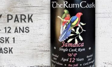 Worthy Park - 2005/2017 - 12yo - 56,6% - Cask 1 - The Rum Cask - Jamaique