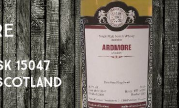 Ardmore - 2008/2015 - 51,5% - Cask 15047 - Malts of Scotland