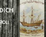 Bruichladdich – 15yo – 43% – OB – for Samaroli Import – Mayflower 80' – White Ceramic Decanter