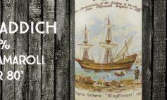 Bruichladdich - 15yo - 43% - OB - for Samaroli Import - Mayflower 80' - White Ceramic Decanter