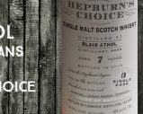 Blair Athol – 2009/2016 – 7 ans – 46% – Langside Distillers – Hepburn's Choice