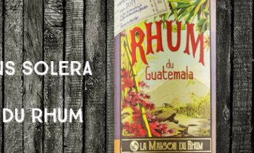 Botran - 2017 - 21yo Solera - 45% - La Maison Du Rhum - Guatemala