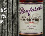 Glenfarclas – 2007/2016 – 51,1% – Casks 435 + 456 – OB – for The Whisky Exchange