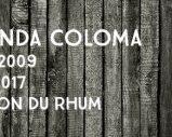 Hacienda Coloma – 2017 – 46% – La Maison Du Rhum – Colombie