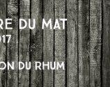Rivière du Mat – 2008/2017 – 45% – La Maison Du Rhum – Réunion
