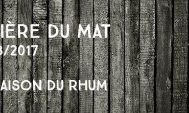 Rivière du Mat - 2008/2017 - 45% - La Maison Du Rhum - Réunion