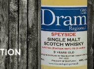Speyside - 9 ans - 46%  - C&S - Dram Regional - Edition n°1 - 2011