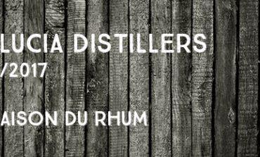St Lucia Distillers - 2010/2017 - 45% - La Maison Du Rhum - Sainte-Lucie