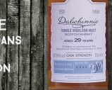 Dalwhinnie – 1973/2003 – 29 ans – 57,8% – OB – Limited Edition
