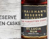 St Lucia Distillers – Chairman's Reserve – The Forgotten Casks – 40% – OB – Sainte-Lucie