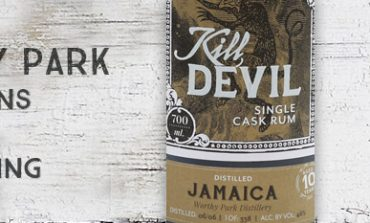 Worthy Park - 2006 - 10 ans - 46% - Hunter Laing - Kill Devil - Jamaique