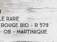 A 1710 - La Perle Rare - Canne Rouge Bio - R 579 - 52,5% - OB - Martinique