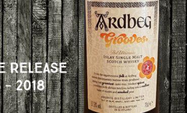 Ardbeg - Grooves - Committee Release - 51,6% - OB - 2018