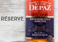 Depaz - Hors d'âge - XO - Grande Réserve - 45% - OB - Martinique